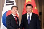 سفر رئیسجمهور کره جنوبی به چین در بحبوحه افزایش تنشها در شبه جزیره کره
