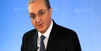 دیدار وزرای خارجه ارمنستان و جمهوری آذربایجان