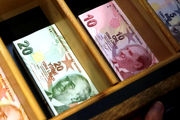 صعود لیر در برابر دلار