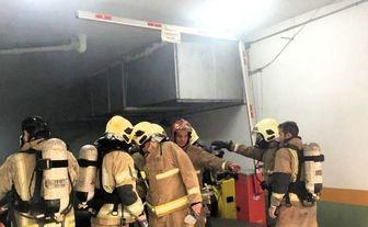 علت آتشسوزی در ساختمان وزارت نیرو مشخص شد