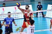 ایران قهرمان والیبال جوانان آسیا شد
