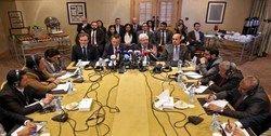 کارشکنی سعودی ها در دومین روز مذاکرات صلح یمن در اردن