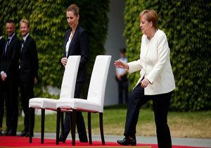 نگرانی آلمانیها درباره وضع سلامت صدراعظمشان