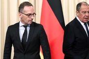 رایزنی وزرای خارجه آلمان و روسیه درباره ایران