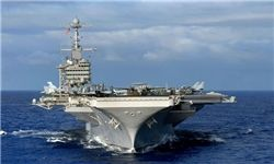 تقویت نیروهای نظامی آمریکا برای مقابله چین