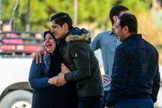 تشییع پیکر شهدای حادثه تروریستی زاهدان / گزارش تصویری