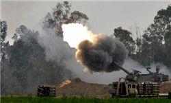 حملات توپخانه ای و موشکی ارتش سوریه علیه مواضع «جبهه النصره»