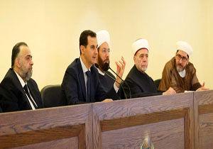 رمزگشایی اسد از یک واقعیت
