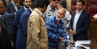 وکیل شهردار اسبق تهران: از صدور حکم قصاص برای نجفی اطلاعی نداریم