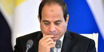 یک نهاد حقوقی خواستار بازداشت رئیس جمهور مصر در لندن شد