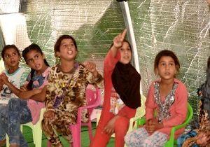 دولت ژاپن، پنج میلیون دلار به کودکان عراقی کمک میکند