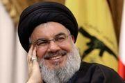 دبیرکل حزبالله لبنان: آقا گفتند «سوریه، ستون خیمه مقاومت است»
