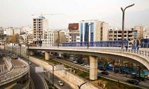 افزایش سرعت مجاز در پل طبقاتی صدر