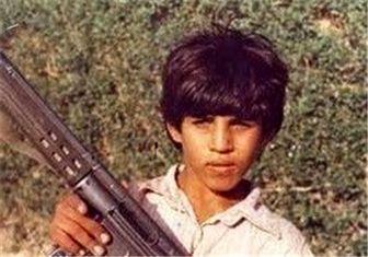 از مدافع ۱۳ ساله خرمشهر چه میدانید + عکس