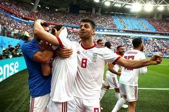 پورعلی گنجی و ابراهیمی در تیم منتخب آسیا