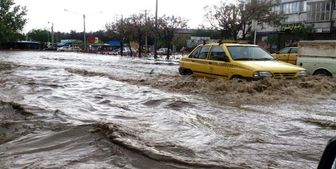 احتمال وقوع سیلاب در گلستان