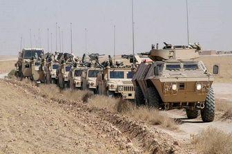 حمله حشد الشعبی به مناطق مرزی عربستان
