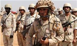 نظامیان سعودی در مرز یمن بد آوردند