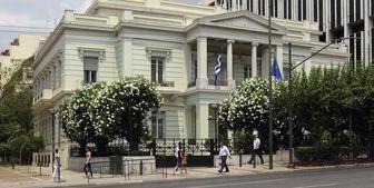 بازگشایی سفارت یونان در لیبی