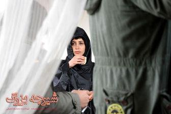 «شیرجه بزرگ» پگاه آهنگرانی در سینمای ایران/ عکس