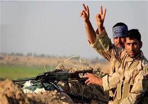 پیشروی نیروهای دولت عراق در موصل
