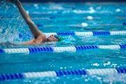 مدال نقره مسابقات شنای ۱۰۰ پروانه برای انصاری