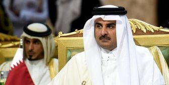 انتقاد امیر قطر از معیارهای دوگانه سازمان ملل