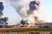 حملات بی امان جنگندههای سوریه در ادلب