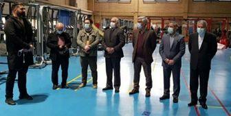 بازدید رئیس کمیته ملی المپیک از تمرین ملیپوشان بوکس +عکس