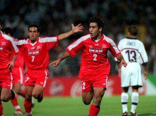 یک ایرانی جوان ترین تاریخ ساز فوتبال جهان شد