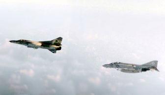 حمله جنگندههای ناشناس به لیبی