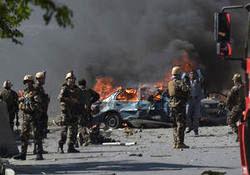 یک مرکز آموزشی در کابل منفجر شد