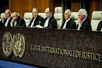 هشدار جدی رئیس دادگاه لاهه به آمریکا درباره تحریم ایران