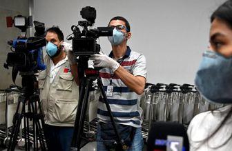 ۵۵ خبرنگار را در جهان قربانی کرونا  شدند