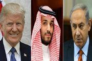 شکستهای پی در پی مثلث شرارت ترامپ، نتانیاهو و بن سلمان
