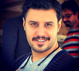 جواد عزتی به دل طبیعت رفت/  عکس