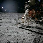 درخواست ناسا برای حفظ نخستین رد پای فضانوردان در ماه!
