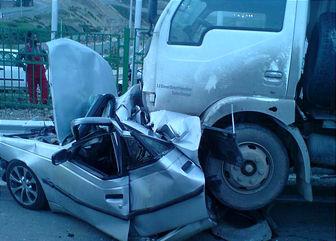 وقوع تصادف مرگبار در محور بندر عباس/14 کشته و زخمی
