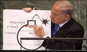 داستانهای ساختگی نتانیاهو در مورد ایران