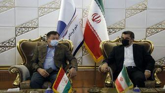 وزیر کشور تاجیکستان وارد تهران شد