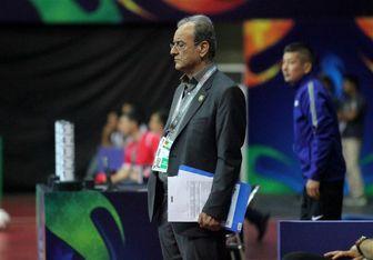تیم ملی فوتسال برزیل به ایران نمی آید