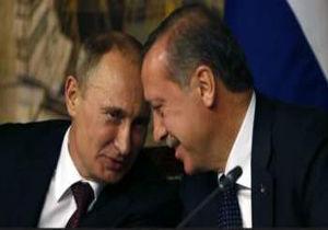 گفتگوی تلفنی اردوغان و پوتین