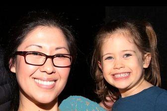 تصادف وحشتناک خانم بازیگر و مرگ دختر کوچکش