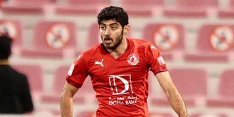 العربی قدر گل بازیکن ایرانی را ندانست