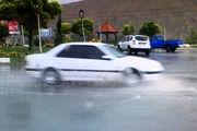 رها سازی 7 دستگاه خودرو از مسیر سیلاب