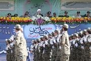 رژه نیروهای مسلح با حضور رئیس جمهور برگزار میشود