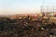 خلافی خودرو مسافر هواپیمای اوکراینی را نجات داد