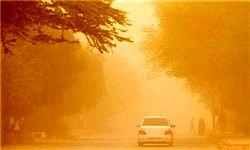گرد و غبار ۲۳۴ نفر در اهواز راهی بیمارستان شدند