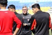 نگرانی بازیکنان پرسپولیس از آینده برانکو