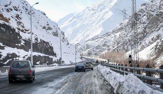 بازگشایی آزادراه تهران-شمال از امروز
